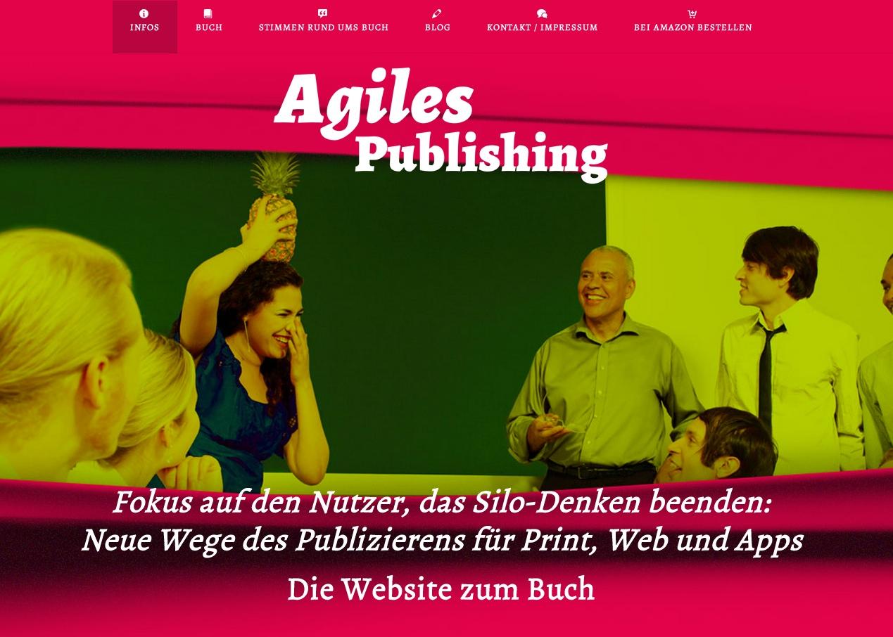 Agiles Publishing – eine Sache für digitale Universalgelehrte?