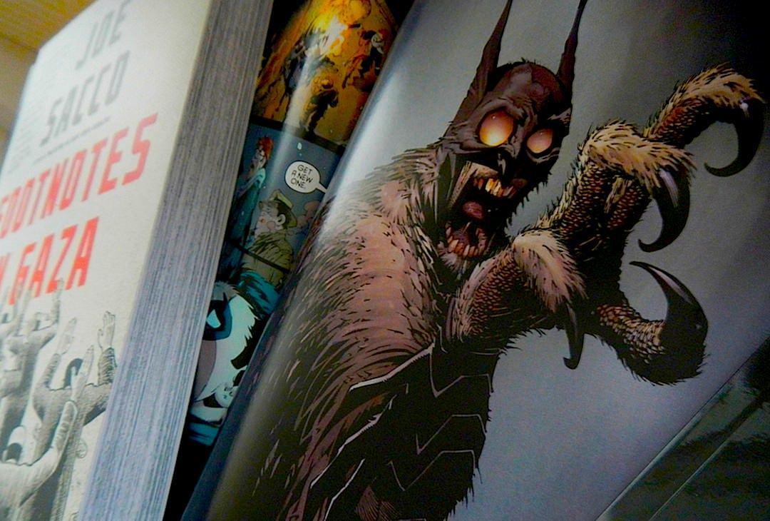 Digitales Storytelling – Warum ich Comics lese