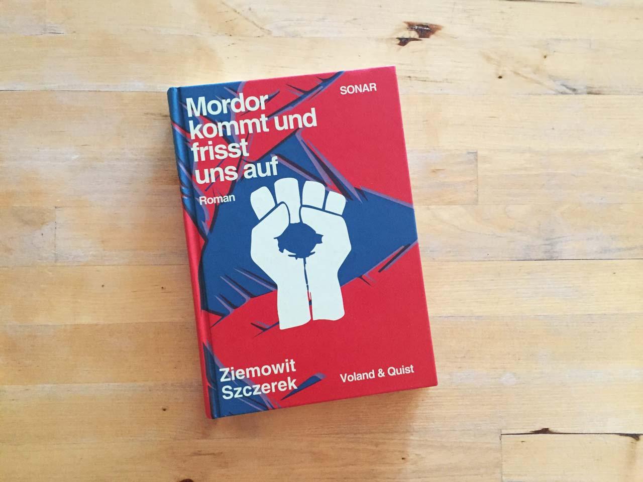 """""""Mordor kommt und frißt uns alle auf"""" – bleibt dabei aber zahnlos"""