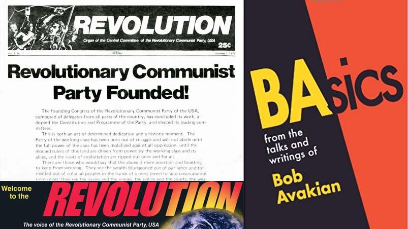 Harter Stoff: Die Bibeln des Revolutionary Communism