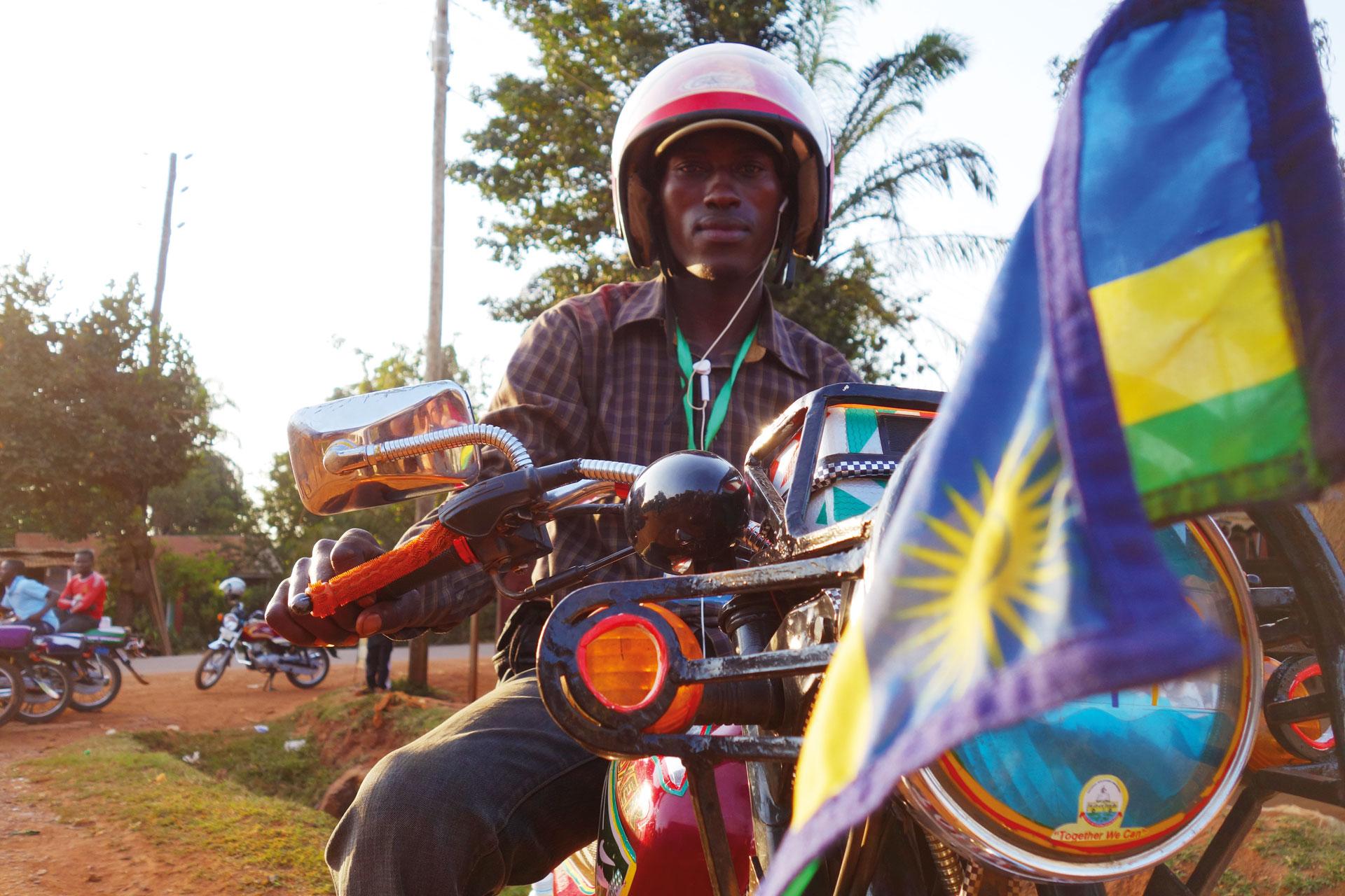 Das Boda Boda-Buch: Motorradtaxis in Uganda
