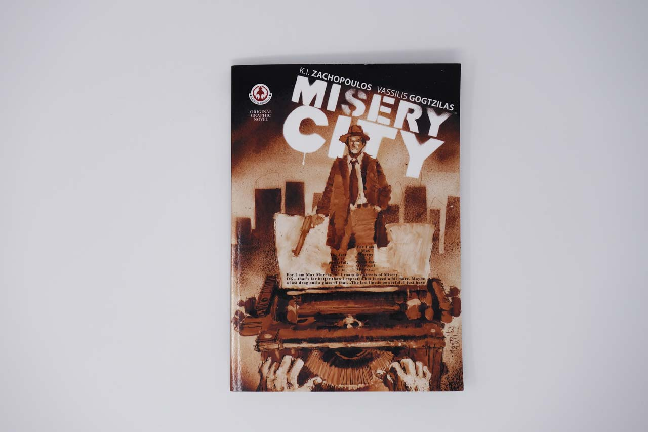 """Surreal Noir"": Misery City"