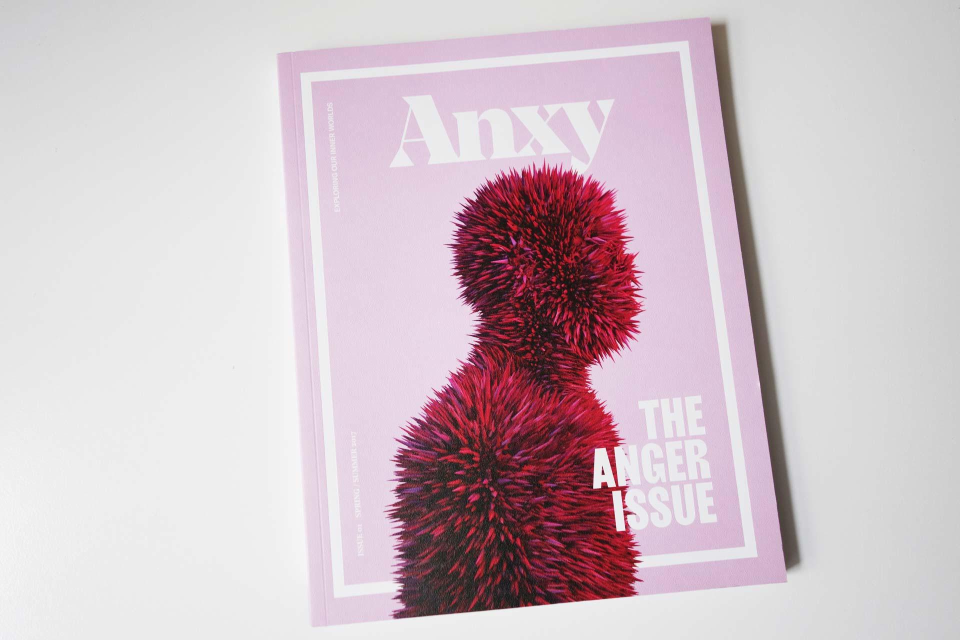 Anxy Magazine